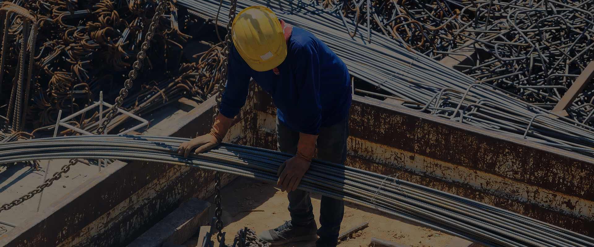 Wiemy jak wykonać konstrukcje ze stali.